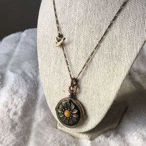 Lucky Brand whimsical boho necklace